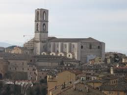 Perugia - Bazylika San Domenico w Perugii