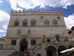 Perugia - Palazzo dei Priori w Perugii