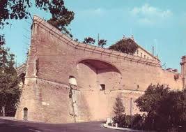 Perugia - Rocca Paolina w Perugii