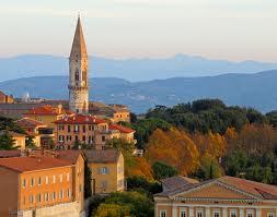 Perugia - Ko�ci� i klasztor San Pietro w Perugii