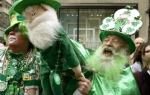 Irlandia - Dzień Świętego Patryka