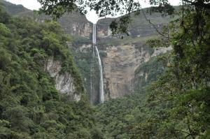 Peru - Wodospad Gocta