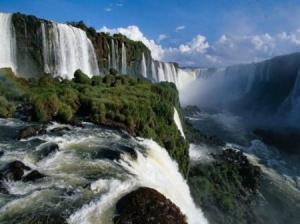 Argentyna - Wodospady Iguacu