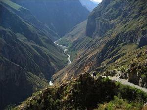 Peru - Najgłębsze kaniony świata