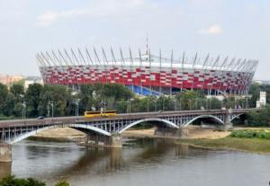 - Polskie stadiony na Euro 2012