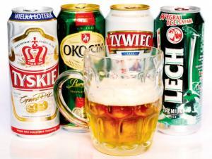 - Polskie piwa