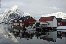 Norwegia - Najcz�ciej odwiedzane miejsca w Norwegii