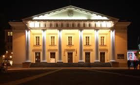 Wilno - Ratusz w Wilnie