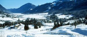 Austria - Karyntia raj dla biegaczy narciarskich