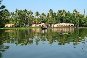 Indie - Magiczna Kerala