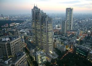 Japonia - Szyk i nowoczesność czyli hotele w Tokio