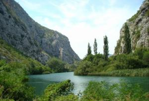 Chorwacja - Cetina