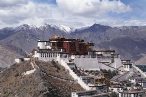 Chiny - Pałac Potala