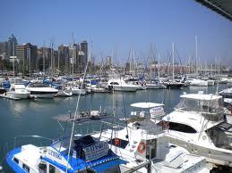 RPA - Port jachtowy w Durbanie