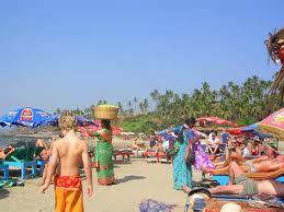 Indie - Goa turystyczna mekka Indii