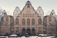Bytom - Bytomski budynek Sądu Rejonowego