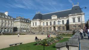 Rennes - Parlament Bretanii