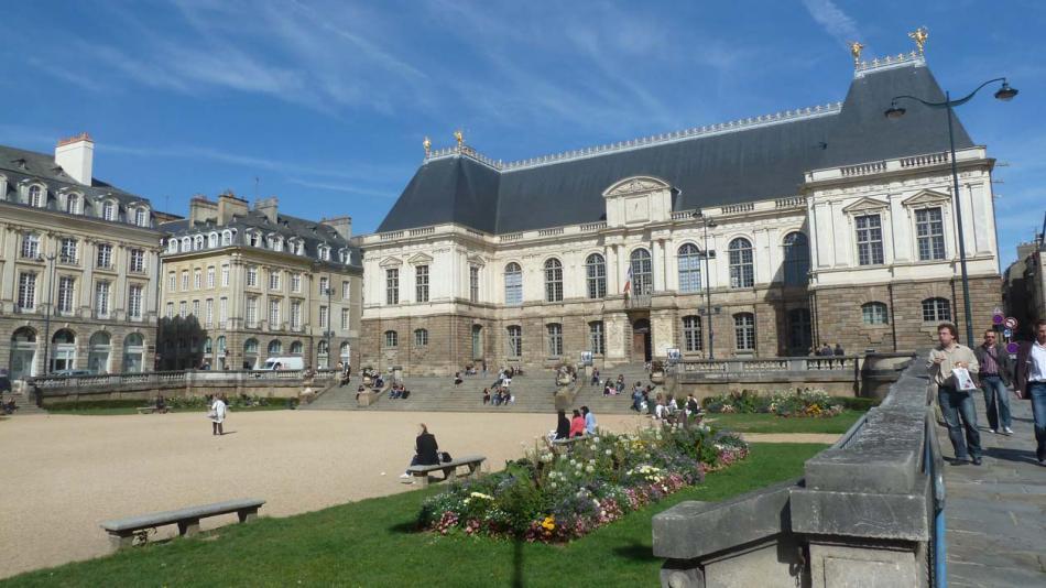 Parlament Bretanii