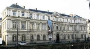 Rennes - Muzeum Sztuk Pięknych w Rennes