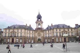 Rennes - Ratusz i Opera
