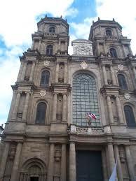 Rennes - Katedra św. Piotra w Rennes