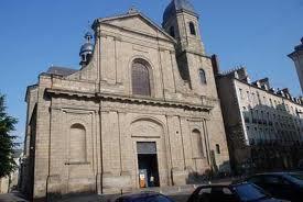 Rennes - Bazylika Mniejsza Saint-Sauveur