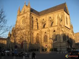Rennes - Kościół parafialny Saint Aubin