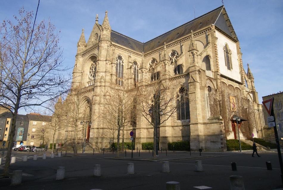 Kościół parafialny Saint Aubin