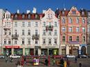 Katowice - Zabytkowe kamienice w centrum Katowic