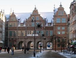 Gdańsk - Zielona brama