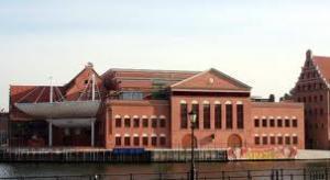 Gdańsk - Filharmonia Bałtycka