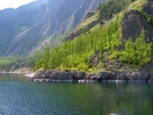 Rosja - Jezioro Bajkał