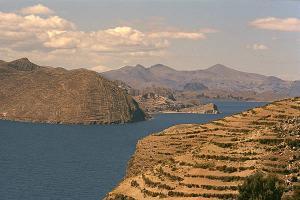 Boliwia - Jezioro Titicaca
