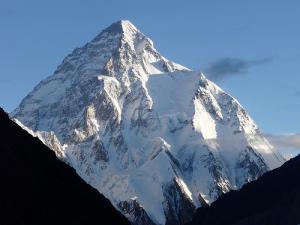 Chiny - Góry Karakorum