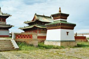 Mongolia - Historyczne miasto Karakorum