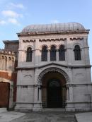 Padwa Oratorio di San Giorgio