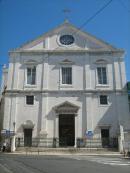 Lizbona Kościół Św. Rocha