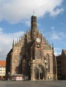 Norymberga Kościół NMP w Norymberdze