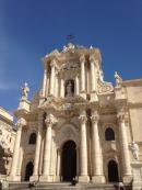 Syrakuzy Kościół Św. Mikołaja w Syrakuzach