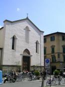 Florencja Kościół Św. Ambrożego