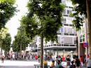 Stuttgart Die Konigstrasse
