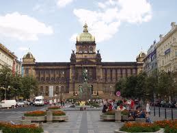 Praga - Muzeum narodowe w Pradze