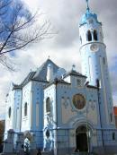 Bratysława Kościół św. Elżbiety