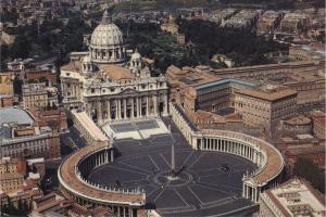 Watykan - Święta w Watykanie