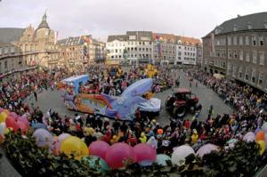 Niemcy tradycje - Zapusty i karnawał w Niemczech