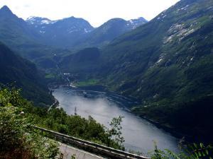 Szwecja - Warunki naturalne w Szwecji
