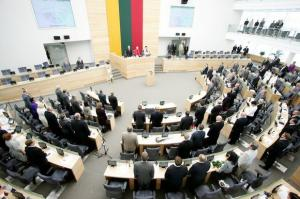Litwa - Ustr�j polityczny na Litwie