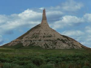 USA - Chimney Rock