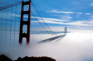 USA - Most Golden Gate