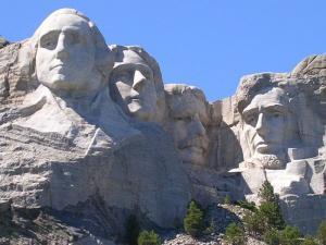 USA - Góra Rushmore